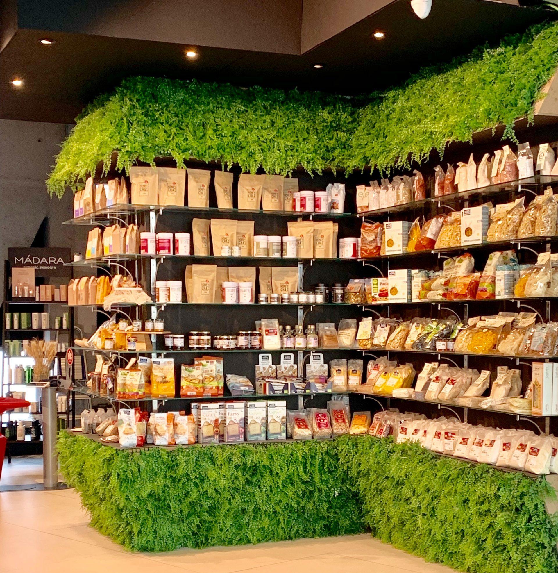 Application mobile Toxi Plan : supermarket